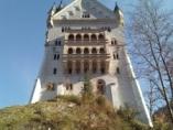 замок рядом с нойшванштайн